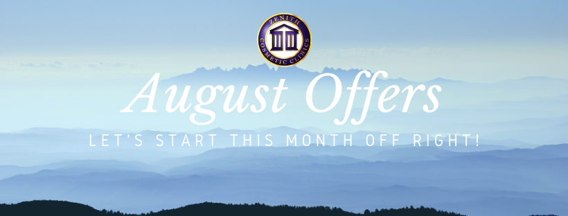 Are You Ready For Our August Offers?