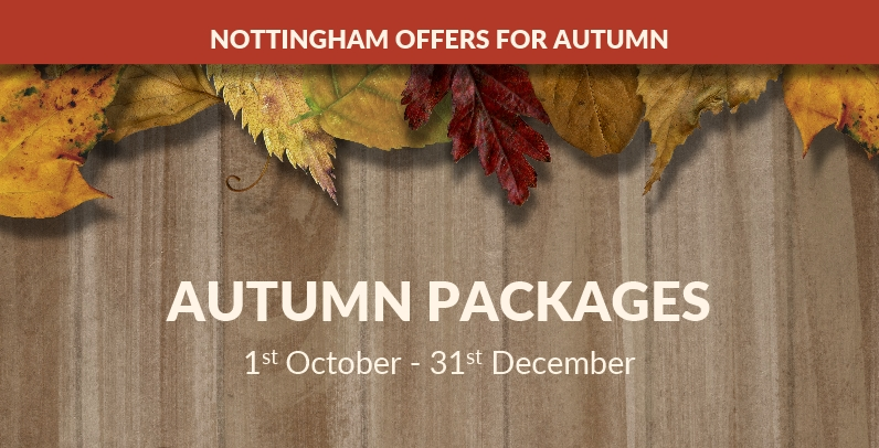 Treat yourself this Autumn