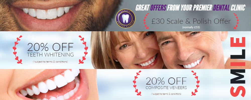 Great Offers from your Premier Dental Clinic