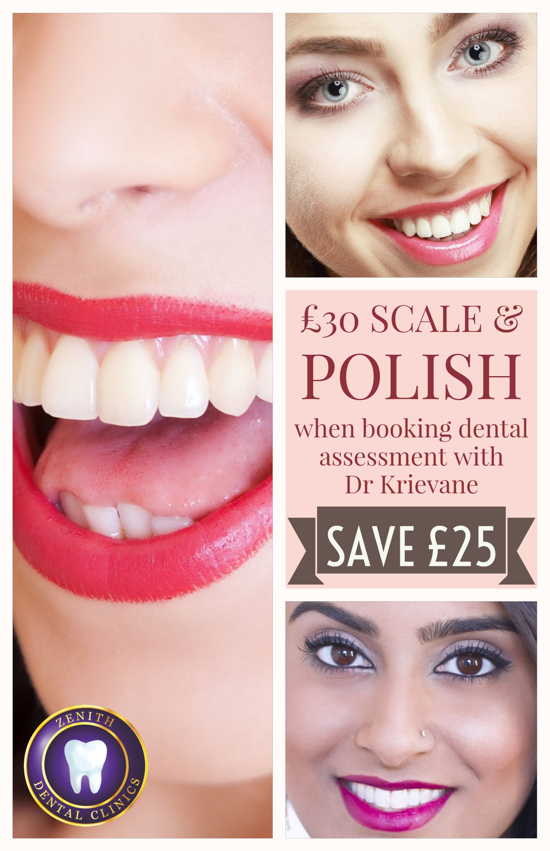 Dental Offer - Save £25